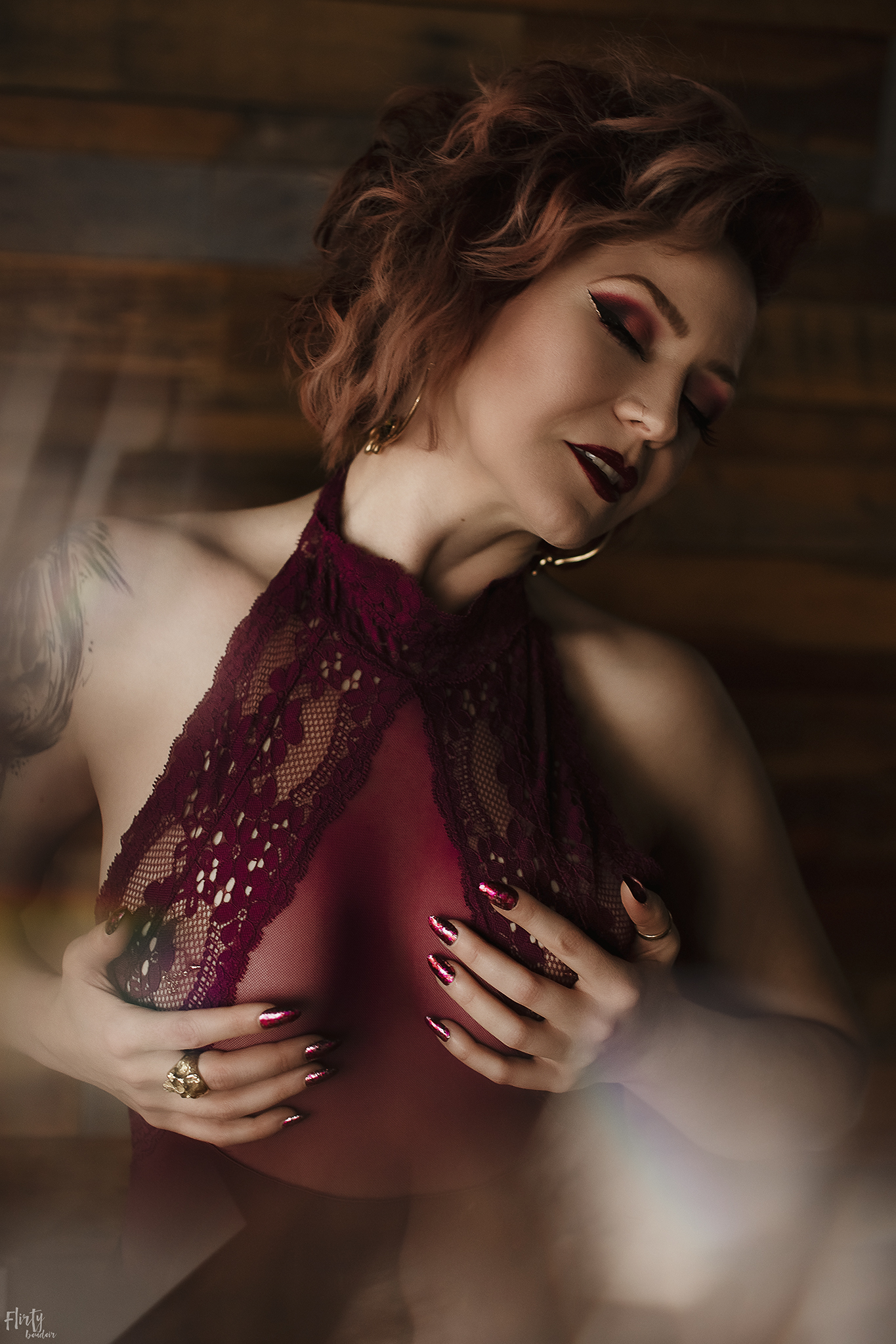 Flirty Boudoir Chicago