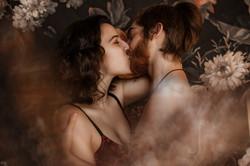 Flirty Boudoir - Couple's Boudoir