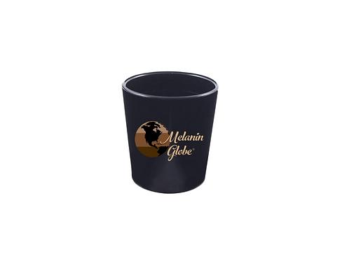 Melanin Globe Shot Glass