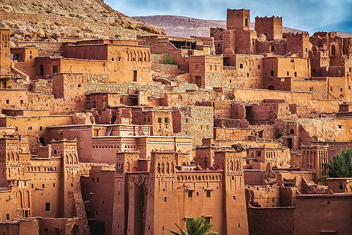 Morocco 2021 Deposit