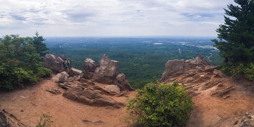 Crowders Mountain Hike & Meet