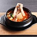 Pork Ribs Gamjatang (Spicy or Non-Spicy)