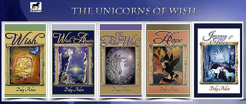 Readers say-Unicorns-of-Wish-Books-by-Deby