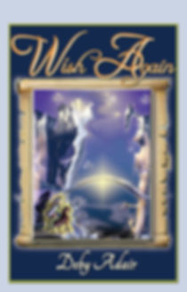 WISH AGAIN CS Cover- 1a Ammendment Au -