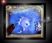 The Legend of Wish - UnicornKisses. Deby Adair
