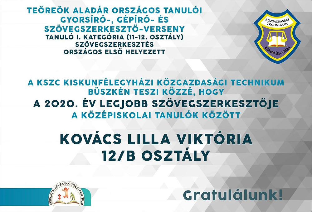 Kovács Lilla