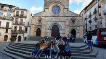 Kalandra fel - egy hónapos olaszországi szakmai tanulmányútról jöttek haza a közgés diákok.