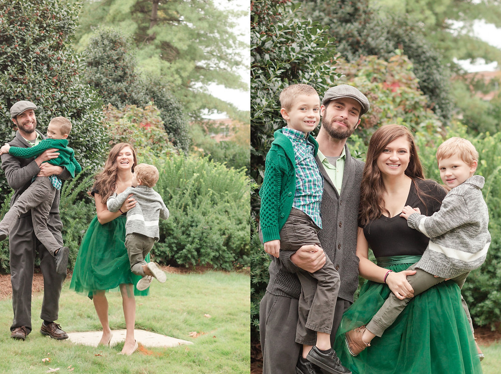 Knoxville Family Photos