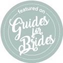 Guides for Brides featured badge
