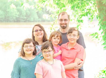 Stoutenburg Family Portraits