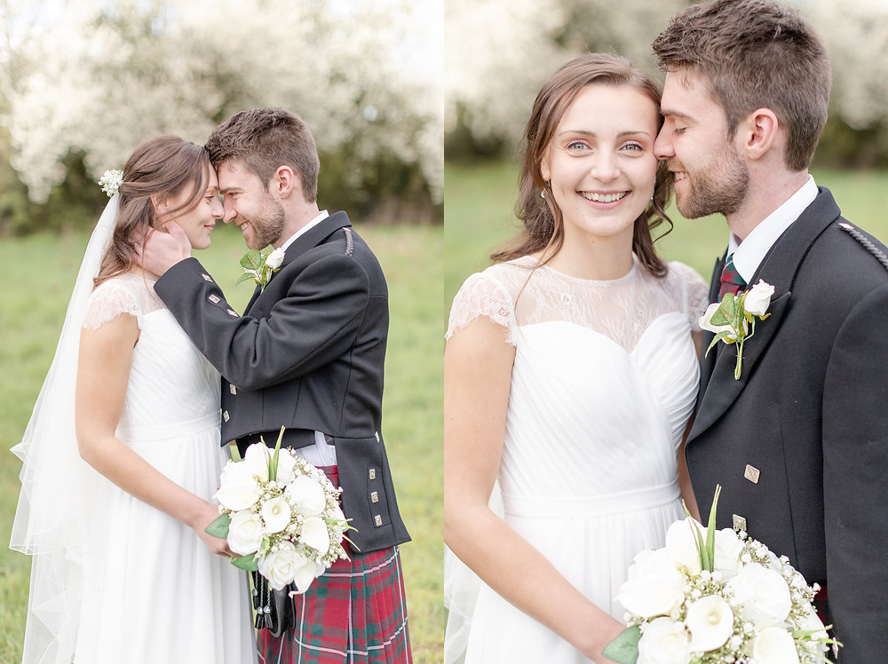 bride and groom portaits with Exeter Wedding Photographer Sam and Jenna Photography