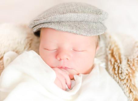 Family Newborn Photoshoot