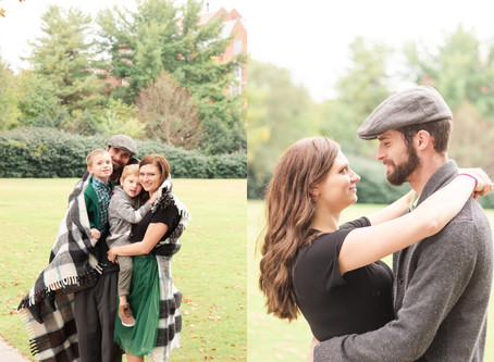 Family Portrait Session | Rick and Stephanie