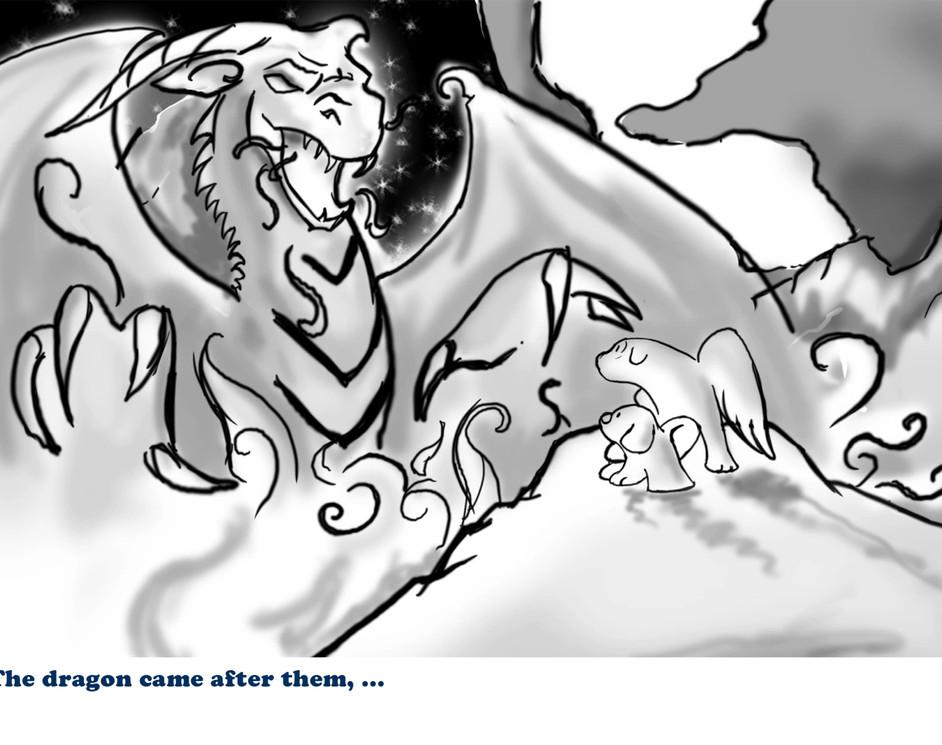 roverandom with text_0009_The dragon cam