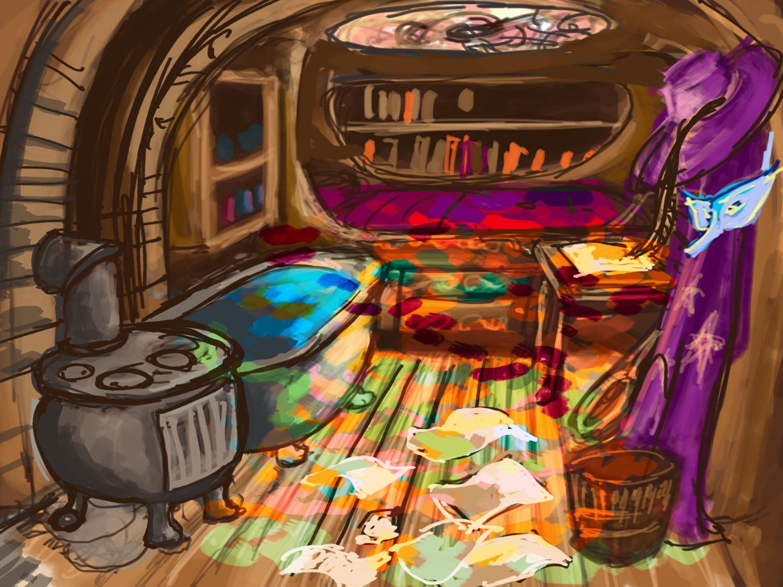 TheftBardcolors