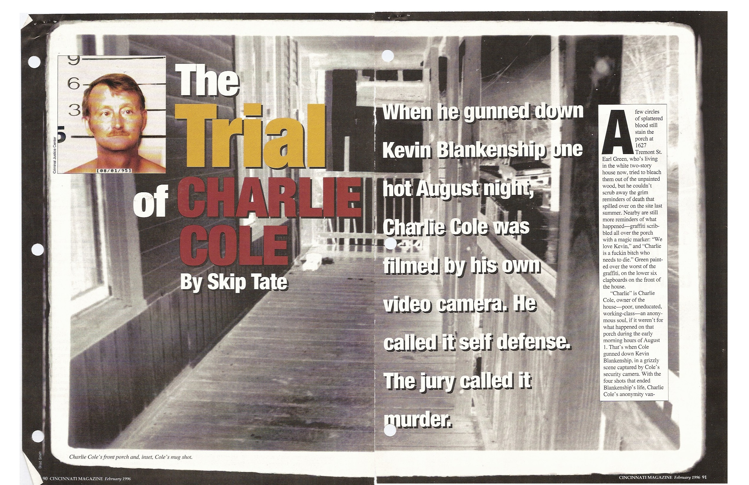 The Trial of Charlie Cole
