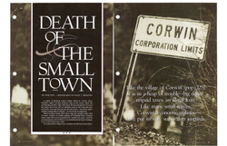Death of the Small Town