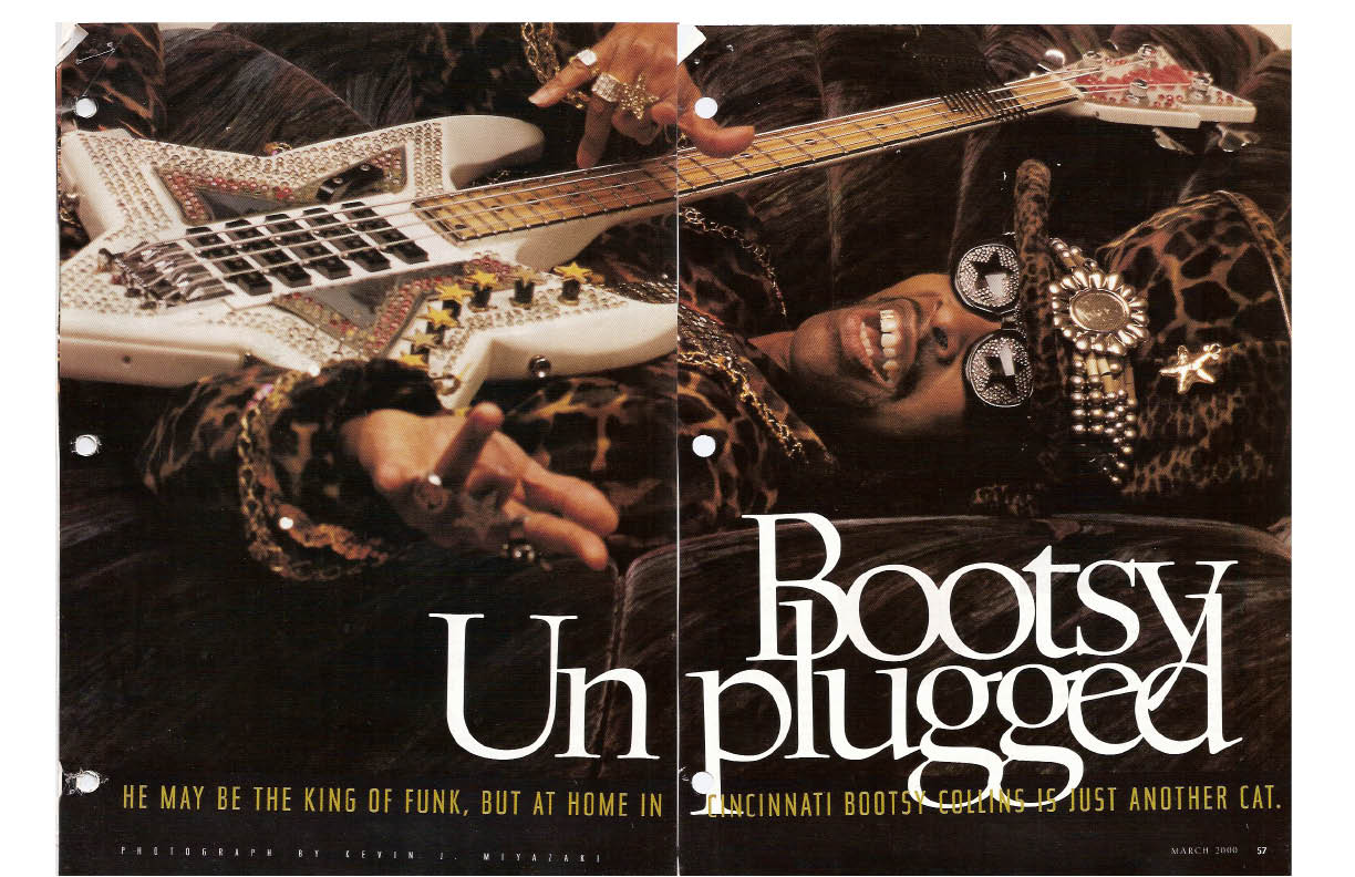 Bootsy Unplugged