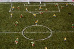 Futbol Sahası Diorama