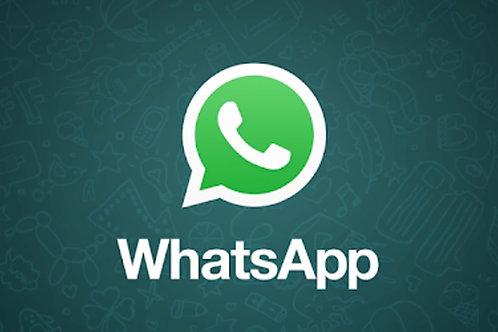 WhatsApp Group Ticket