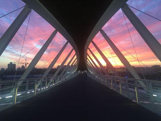 Be'er Sheva Bridge