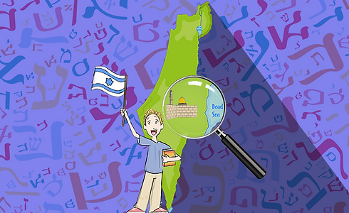 Hebrew For Beginners Theme