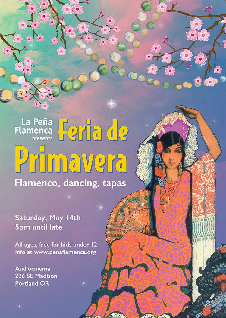 Feria poster 2016