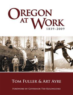Oregon At Work: 1859–2009 cover