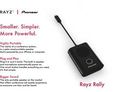 Appcessori Rayz Rally postcard