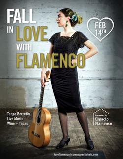 Espacio Flamenco poster