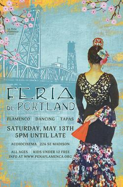 Feria poster 2017