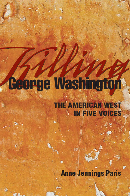 Killing George Washington cover