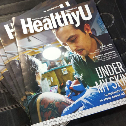 Healthy U Cover