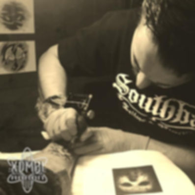 XombiAaron Tattooing