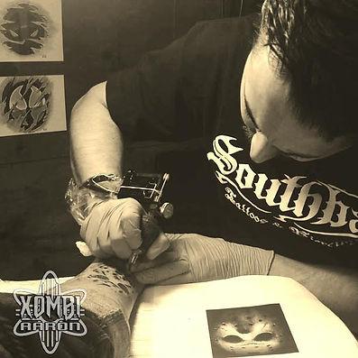 XombiAaron Tattooing