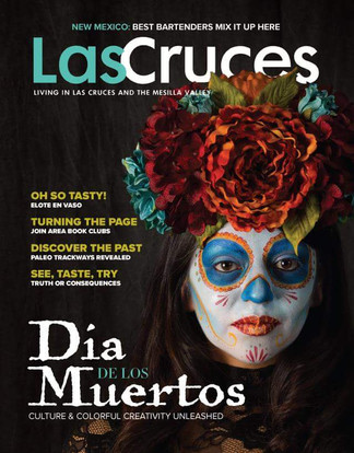 Las Cruces Magazine Cover