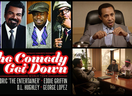 "Check Me Out on BET's ""The Comedy Get Down"""