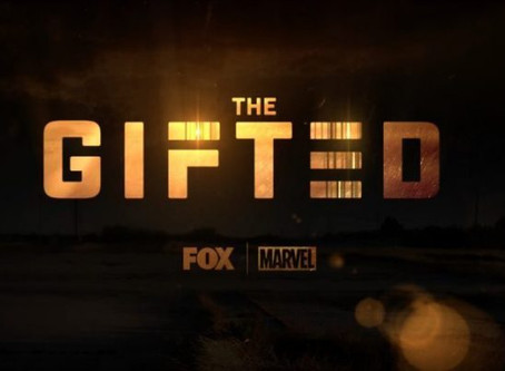 "Check Me Out on MARVEL/FOX's ""The Gifted"""