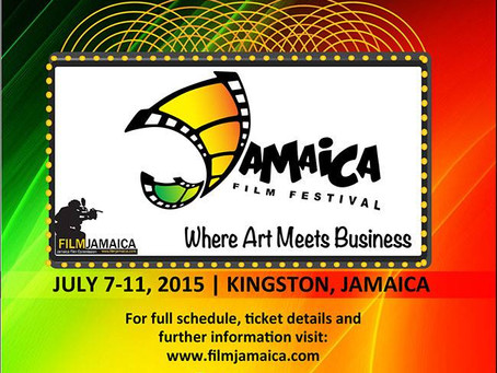 Proud To Join The Inaugural Jamaica Film Festival!