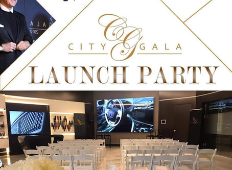 Launching CITY GALA 2018 – For Project:NOW Initiative