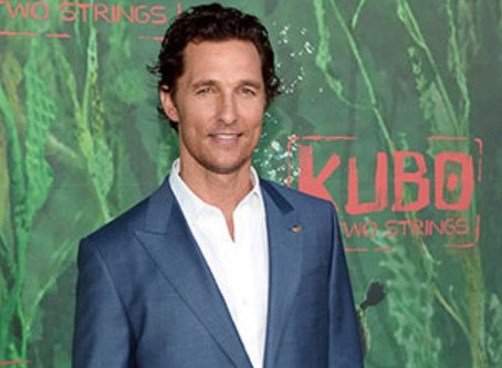 Oscar winner MATTHEW McCONAUGHEY Announced as CITY GALA 2018's Honoree & Speaker