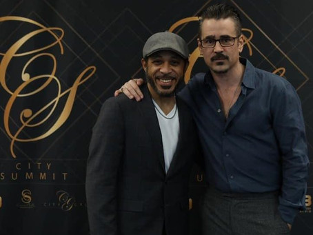 Inside 2019's 4th Annual City Summit & Gala w/ Colin Farrell, Les Brown, Mario Lopez and m