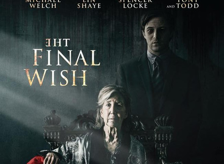 "We Premiered ""The Final Wish"" At Screamfest 2018"