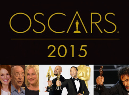 My Oscars Week In LA, 2015