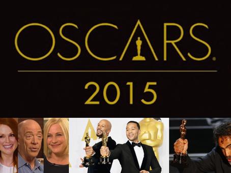 My Oscars Week In LA, 2015