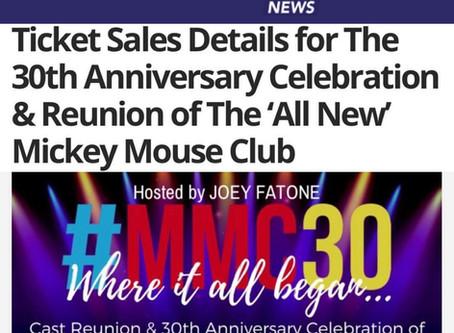 #MMC30 Details Announced (FanFest.com EXCLUSIVE)