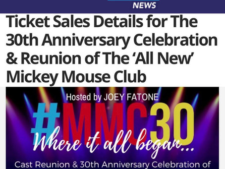 #MMC30 Details Announced (FanFest.com EXCLUSIVE)