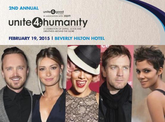 2nd Annual Unite4:Humanity Gala