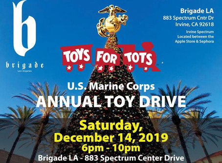 Annual Toy Drive!! Join me!!