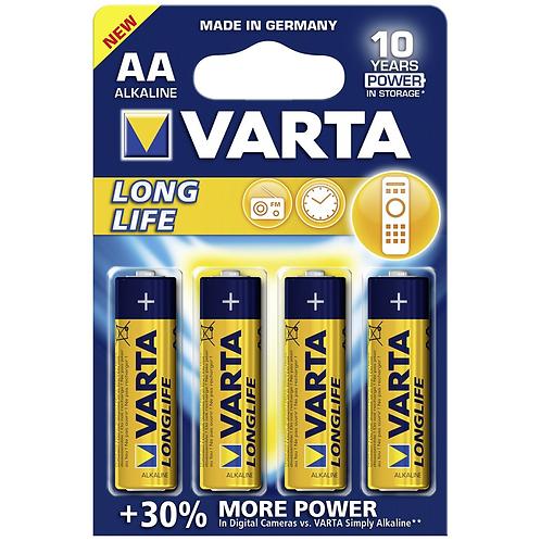 VARTA AA B4